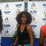 Fun on the Blue Carpet!